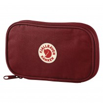 Fjallraven Kanken Travel Wallet - Ox Red