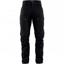 FJALLRAVEN - Keb Trousers - Men's - Black