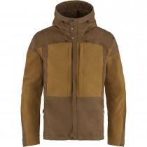 FJALLRAVEN - Keb Men's Jacket - Timber Brown/Chestnut