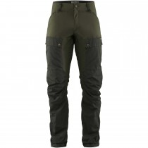 Fjällräven Keb Trousers - Men's - Deep Forest/Laurel Green