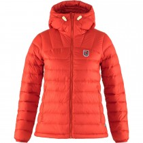 Fjällräven Expedition Pack Down Hoodie - Women's - True Red