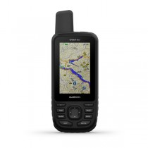 Garmin GPS Map 66s TOPO GB PRO Bundle 1:50K