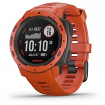 Garmin Instinct GPS Watch - Flame Red