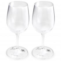 GSI Glacier Nesting White Wine Glass 275ml 2 pack