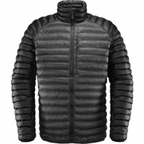 Haglofs Essens Mimic Jacket - Men's - Magnetite/Black