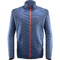Haglofs L.I.M Barrier Jacket - Mens - Tarn Blue/Cayenne