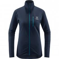 Haglofs L.I.M Mid Jacket - Womens - Tarn Blue/Mosaic Blue