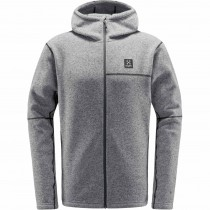Haglofs Swook Hood - Men's - Concrete