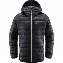 Haglofs V series Mimic Hood - Men's - True Black
