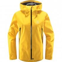 Haglofs Roc GTX Waterproof Jacket - Women's - Pumpkin Yellow