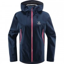 Haglofs Roc GTX Waterproof Jacket - Women's - Tarn Blue