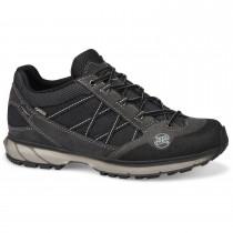 Hanwag Belorado II Tubetec GTX Approach Shoes - Black/Asphalt