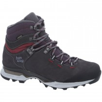 Hanwag Tatra Light GTX Women's Walking Boots - Asphalt/Dark Garnet