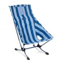 Helinox Beach Chair - Blue Stripe