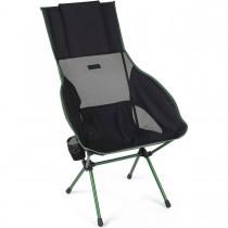 Helinox Savanna Chair - Black/Forest Green