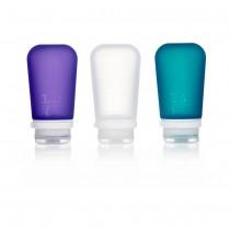 humangear Gotoob+ 3-Pack Silicone Travel Bottles