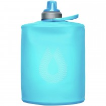 Hydrapak Stow 500ml Collapsible Bottle - Malibu Blue