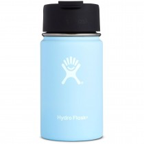HYDRO FLASK - 12oz Wide Mouth Flask - Frost