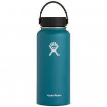 HYDRO FLASK - 32oz Wide Mouth Insulated Bottle - Jade