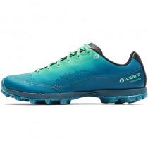 Icebug Acceleritas8 RB9X - Women's Running Shoe - Spring Green/Aqua