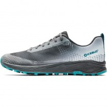 Icebug Horizon RB9X - Men's Running Shoe - Black/Teal