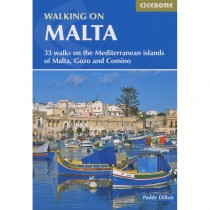 Walking on Malta by Cicerone