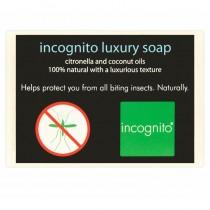 Incognito Luxury Soap with Citronella