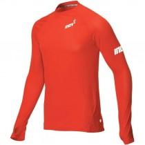 Inov8 Base Elite LS Men's Baselayer T-Shirt - Red