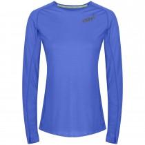 Inov8 Base Elite LS Women's Baselayer T-Shirt - Blue