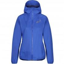 Inov-8 Stormshell FZ Waterproof Running Jacket - Women's - Blue