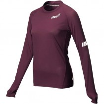 Inov8 Base Elite LS Women's Baselayer T-Shirt - Purple