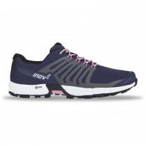 Inov8 Roclite 290 Women's Fell and Trail Running Shoe - Navy/Pink