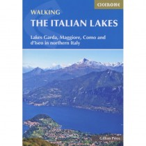 Walking the Italian Lakes by Cicerone
