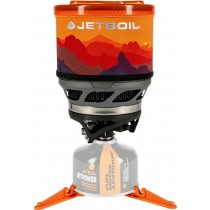 Jetboil MiniMo Regulated Stove System - Sunset