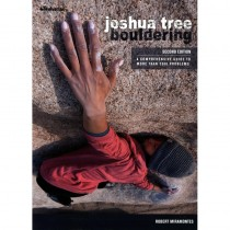 Joshua Tree Bouldering: a comprehensive guide to more than 2000 problems