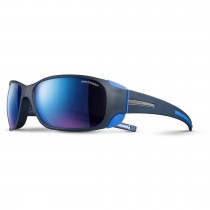 Julbo Montebianco Sunglasses - Dark Blue / Blue  - Spectron 3 CF - Red ML Lens