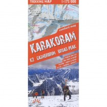 Karakoram Trekking Map: terraQuest by terraQuest