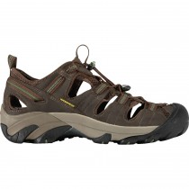 Arroyo II Mens Sandal - Slate Black/Bronze Green