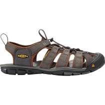 KEEN Clearwater CNX - Mens - Raven/Tortoise Shell
