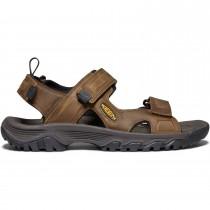 Keen Targhee III Open Toe Sandal - Men's - Bison/Mulch