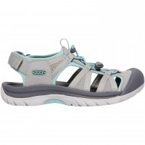 Keen Venice II H2 Women's Sandals - Paloma/Pastel Turquoise
