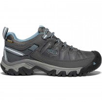 Keen Targhee III Waterproof Women's Hiking Shoes - Magnet/Altlantic Blue