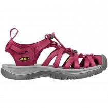 Keen Whisper Sandals - Women's - Beet/Honeysuckle