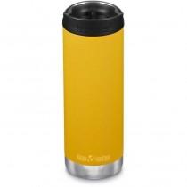 Klean Kanteen Insulated TKWide Flask w/ Café Cap - 473ml - Marigold