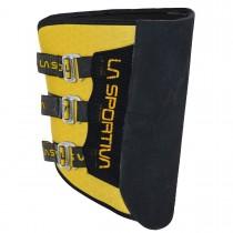 La Sportiva Laspo Knee Pad - Black/Yellow