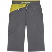 La Sportiva Bleauser Shorts - Men's - Carbon/Kiwi
