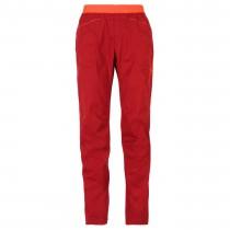 La Sportiva Roots Men's Climbing Pants - Chilli/Pumpkin
