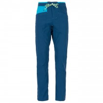 La Sportiva Talus Men's Climbing Pants - Opal/Tropic Blue