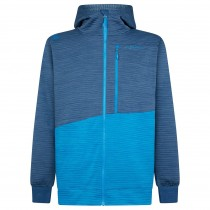 La Sportiva Training Day Hoody - Men's - Opal/Neptune