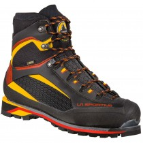 La Sportiva Men's Trango Tower Extreme GTX - Black/Yellow